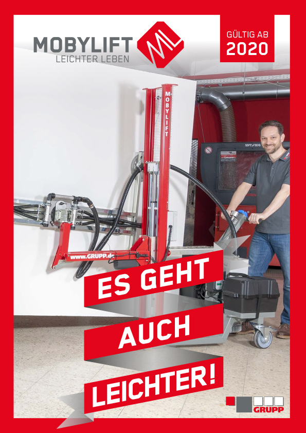 Broschuere Mobylift 2020